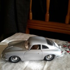 Coches a escala: PORCHE 356,ESCALA1/24 DE BURAGO MADE IN ITALIA. Lote 135817435