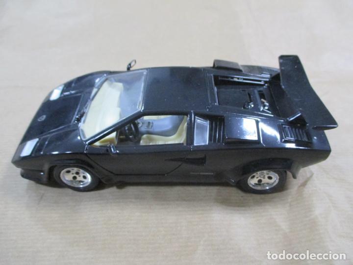 Antiguo Coche De Metal Burago Lamborghini Cou Buy Model Cars At