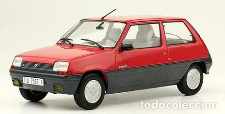 Supercinq Renault 5 GTL 1985-1:24 Salvat Diecast model car Miniatur Auto E023