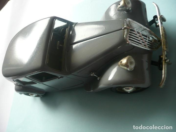 Coches a escala: CITROEN T.A 15CV-BURAGO- ESCALA1/24 - Foto 3 - 141080882