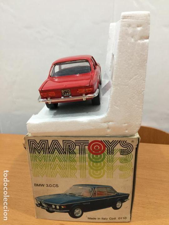 Coches a escala: MARTOYS BMW 3.0 ESCALA 1:24 - Foto 3 - 142604082