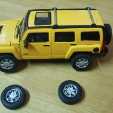 Coches a escala: 1/24 HUMMER H3. Lote 143565589