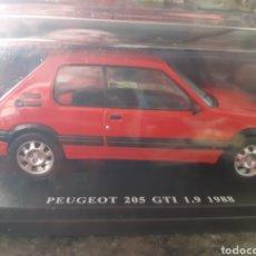 Coches a escala: PEUGEOT 205 GTI 1.9. Lote 177338183