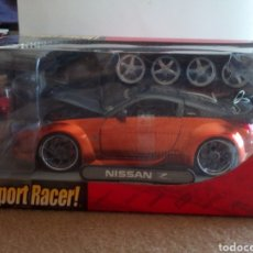 Coches a escala: NISSAN Z. 1/24 METAL DIE CAST. Lote 150612464