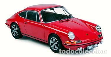 PORSCHE 911 S 1968 ESCALA 1/24 DE SALVAT (Juguetes - Coches a Escala 1:24)
