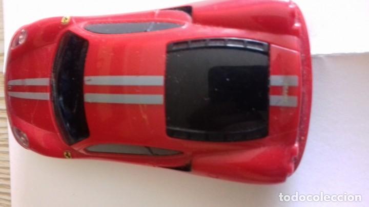 Coches a escala: Coche de Ferrari coleccion petrolera SHELL - Foto 3 - 152043902