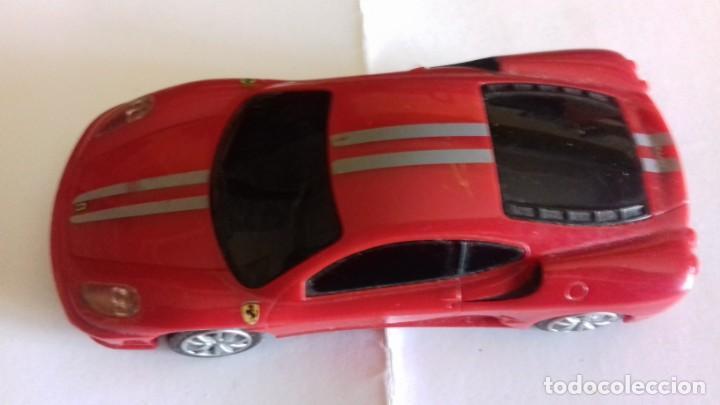 Coches a escala: Coche de Ferrari coleccion petrolera SHELL - Foto 6 - 152043902