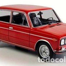 Auto in scala: SEAT 1430 ESPECIAL 1600 ESCALA 1/24 DE SALVAT. Lote 198313488