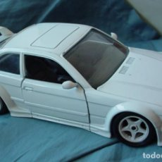 Coches a escala: COCHE BURAGO BMW M3 MADE IN ITALY ESCALA 1:24 METALICO. Lote 152644218