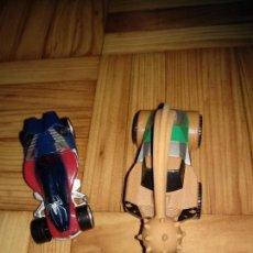 Coches a escala: COCHES SPIDERMAN. Lote 155698586