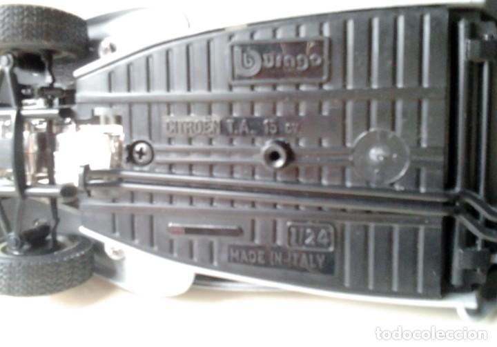 Coches a escala: CITROEN T.A. 15cv Burago Custom. - Foto 12 - 163789326
