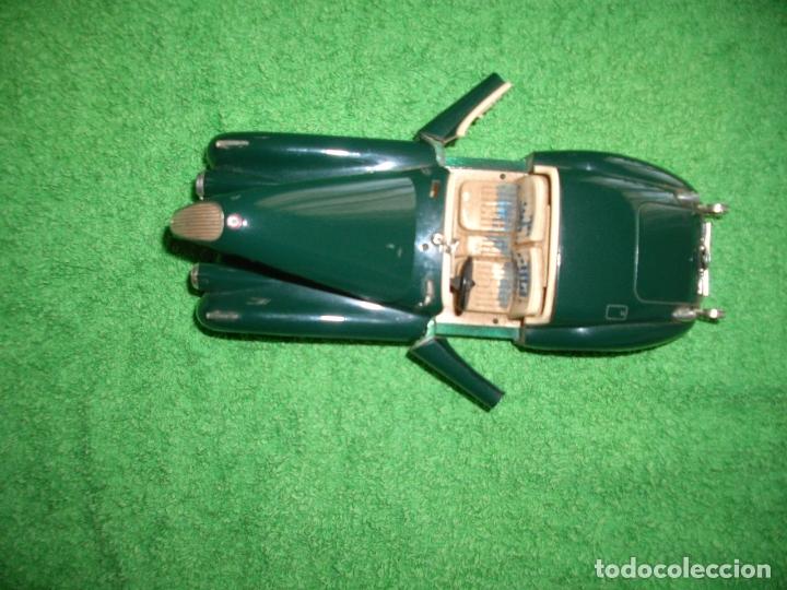 Coches a escala: Jaguar XX 120 (1948)de (Burago) - Foto 2 - 166008290