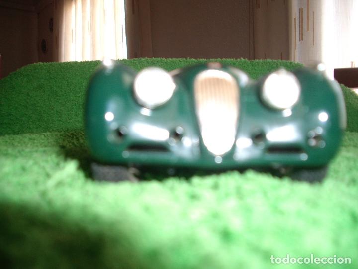 Coches a escala: Jaguar XX 120 (1948)de (Burago) - Foto 5 - 166008290