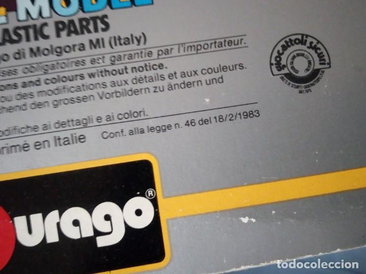Coches a escala: brabham bt turbo burago 1983,en caja original. - Foto 5 - 166965060