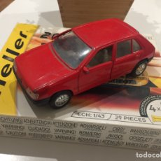 Coches a escala: PEUGEOT 205 GT GUILOY 1/24. Lote 171209742