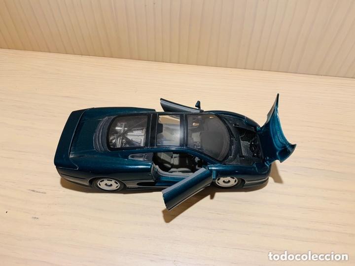 Coches a escala: JAGUAR XJ220 DE MAISTO - Foto 7 - 172303462