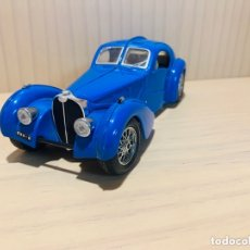 Coches a escala: BURAGO BUGATTI ATLANTIC 1936 ESCALA 1/24. Lote 172423042