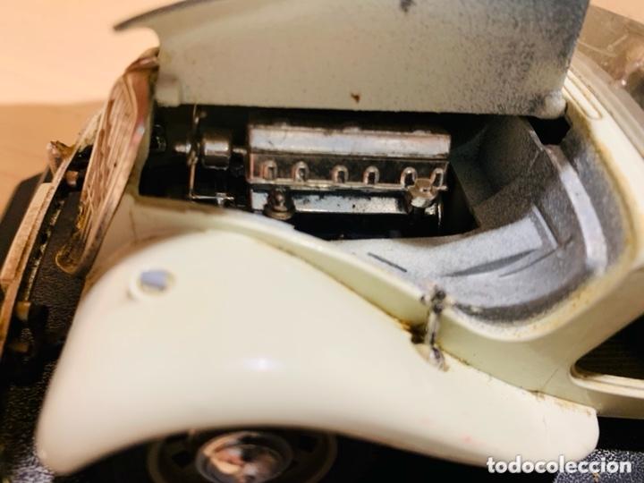 Coches a escala: CITROEN 15 CV TA 1938 - BURAGO 1/24 - Foto 8 - 172616298