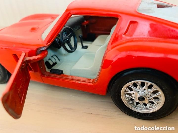 Coches a escala: FERRARI 250 GTO (1962) - Coche de calle 1:24 - Guiloy - Foto 4 - 173646495