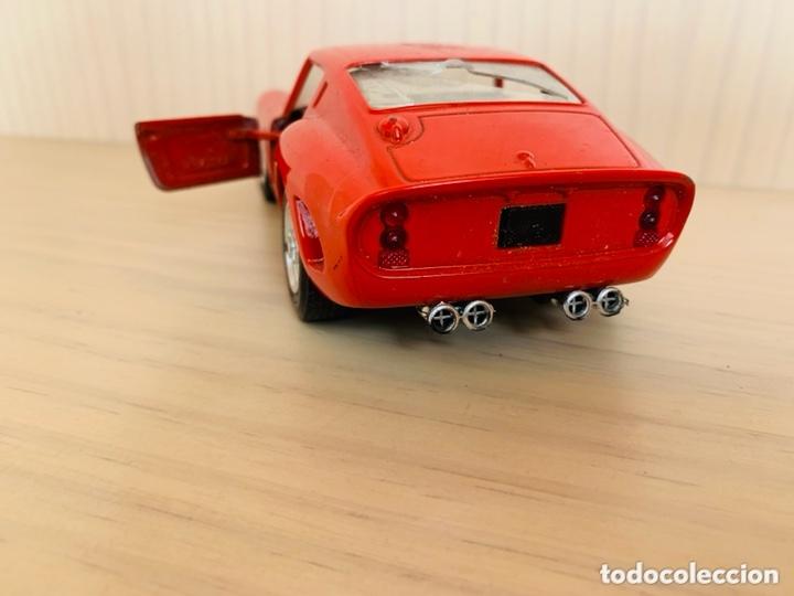 Coches a escala: FERRARI 250 GTO (1962) - Coche de calle 1:24 - Guiloy - Foto 5 - 173646495
