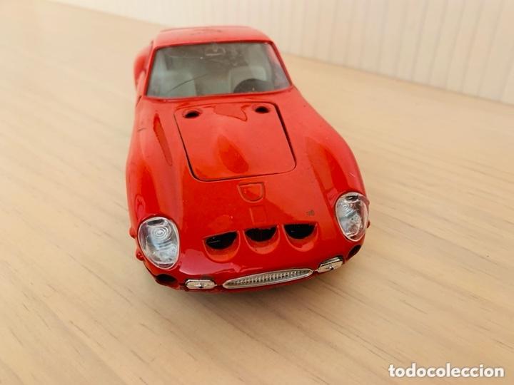 Coches a escala: FERRARI 250 GTO (1962) - Coche de calle 1:24 - Guiloy - Foto 9 - 173646495