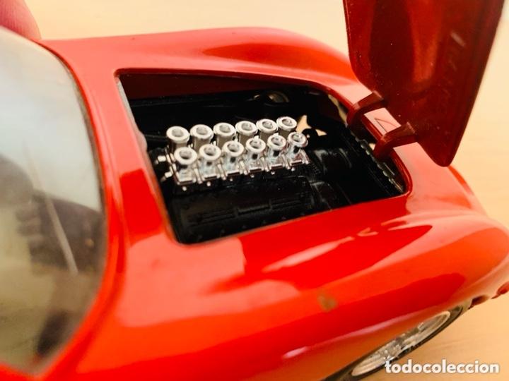 Coches a escala: FERRARI 250 GTO (1962) - Coche de calle 1:24 - Guiloy - Foto 10 - 173646495