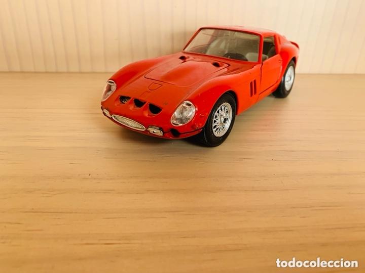 FERRARI 250 GTO (1962) - COCHE DE CALLE 1:24 - GUILOY (Juguetes - Coches a Escala 1:24)