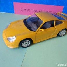 Coches a escala: PORSCHE CARRERA 911 1997 BURAGO SCALA 1/24. Lote 174294555