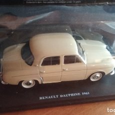 Coches a escala: RENAULT DAUPHINE. Lote 175683034