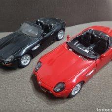 Coches a escala: MAISTO BMW Z8 1/24 CON FALTAS. Lote 175864023