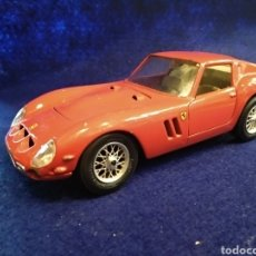 Coches a escala: FERRARI 250 GTO 1962, GUILOY. ESC. 1/24. Lote 175992420