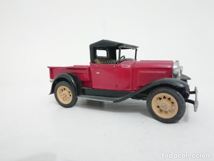 Coches a escala: Hubley Toys Ford Pick Up USA de Metal Perfecto Estado años 50 - Foto 4 - 176732900