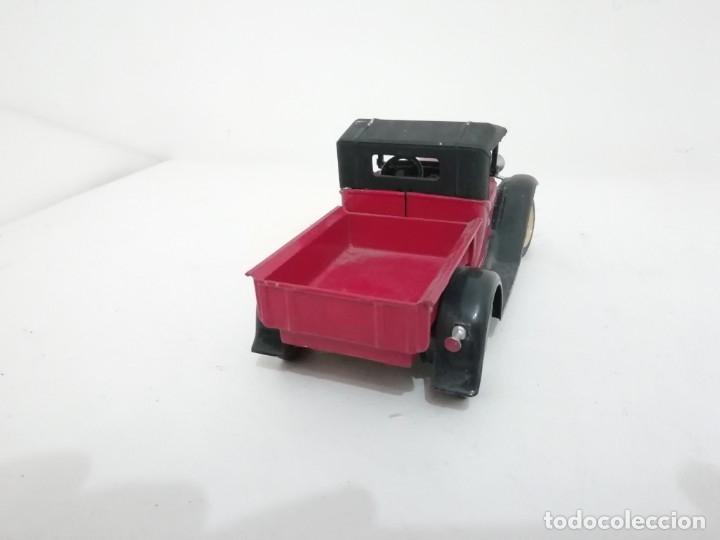 Coches a escala: Hubley Toys Ford Pick Up USA de Metal Perfecto Estado años 50 - Foto 5 - 176732900