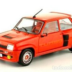 Coches a escala: RENAULT 5 TURBO. Lote 179959593