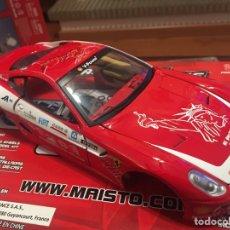 Coches a escala: MAQUETA FERRARI 599 GTB FIORANO DE LA MARCA MAISTO. Lote 180276616