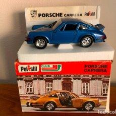 Coches a escala: PORSCHE 911 CARRERA SERIE HF POLISTIL POLITOYS ESCALA 1/24. Lote 182783015