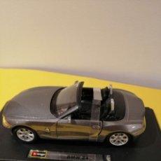 Coches a escala: COCHE BMW Z 4 BURAGO ESCALA 1/24. Lote 183620538