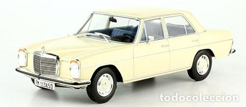 Coches a escala: Mercedes 200 D 1965 escala 1/24 de Salvat - Foto 1 - 184101170
