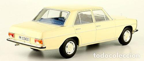 Coches a escala: Mercedes 200 D 1965 escala 1/24 de Salvat - Foto 2 - 184101170