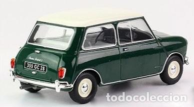 Coches a escala: Austin Mini Cooper S 1965 escala 1/24 de Hachette - Foto 2 - 184596563