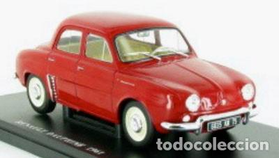 Coches a escala: Renault Dauphine escala 1/24 de Hachette - Foto 3 - 184622227