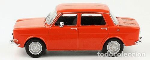 Coches a escala: Simca 1000 1969 escala 1/24 de Hachette - Foto 3 - 184637248