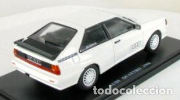 Coches a escala: Audi Quattro 1980 escala 1/24 de Hachette - Foto 2 - 184656507