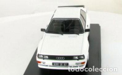 Coches a escala: Audi Quattro 1980 escala 1/24 de Hachette - Foto 3 - 184656507