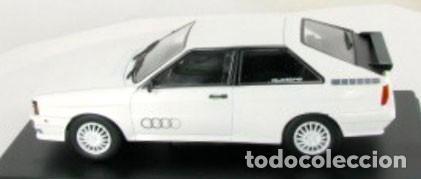 Coches a escala: Audi Quattro 1980 escala 1/24 de Hachette - Foto 6 - 184656507