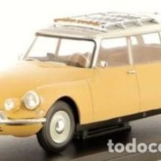 Coches a escala: CITROEN ID 19 BREAK ESCALA 1/24 DE HACHETTE. Lote 188403595