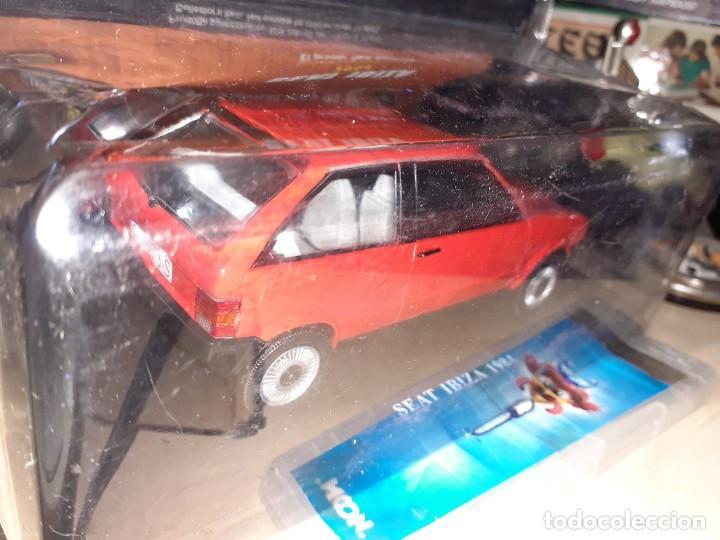 Coches a escala: SEAT Ibiza de 1984.Coches inolvidables nº 15.Salvat. - Foto 2 - 191254018