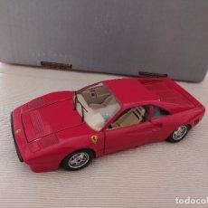 Coches a escala: BURAGO FERRARI GTO 1984 1/24 MADE IN ITALY. Lote 191342871