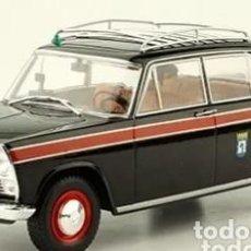 Coches a escala: SEAT 1500 TAXI DE MADRID DE SALVAT ESCALA 1/24. Lote 193683205