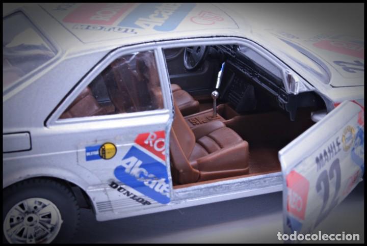 Coches a escala: Mercedes Benz 500 SEC . Bburago. Escala 1/26 - Foto 7 - 194351821